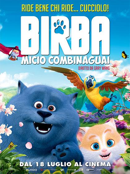 BIRBO - MICIO COMBINAGUAI